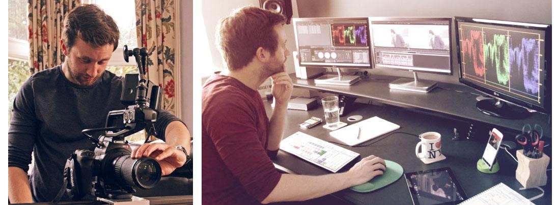 Freelance C100 Camera Operator and Avid Editor